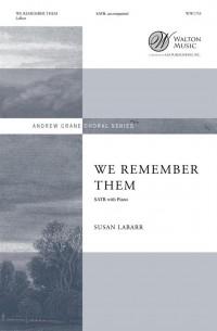 Susan LaBarr_Sylvan Kamens: We Remember Them
