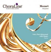 """Mozart: Requiem (""""ChoraLine With Singer"""" Series)"""