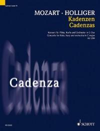 Holliger, H: Cadenzas KV 299