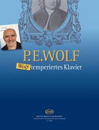 Wolf Péter: Wolf-temperiertes Klavier