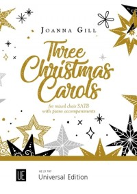 Joanna Gill: Three Christmas Carols
