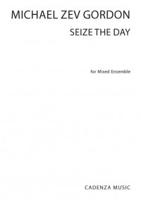 Michael Zev Gordon: Seize the Day