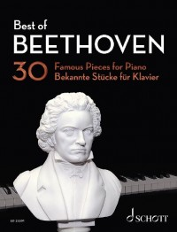 Best of Beethoven: 30 Famous Pieces for Piano