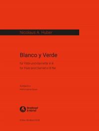 Nicolaus A. Huber: Blanco y Verde