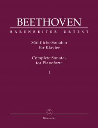 Beethoven, Ludwig van: Complete Sonatas for Pianoforte I