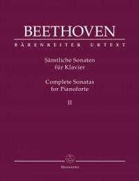 Beethoven, Ludwig van: Complete Sonatas for Pianoforte II