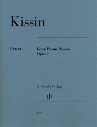 Evgeny Kissin: Four Piano Pieces Op. 1