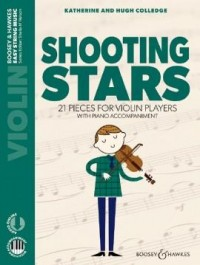 Shooting Stars - 21 pieces for violin players