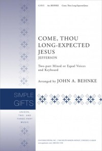 Charles Wesley: Come Thou Long-Expected Jesus