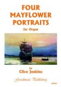 Clive Jenkins: Four Mayflower Portraits