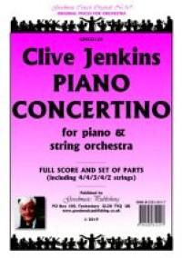 Clive Jenkins: Piano Concertino