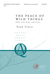 Sean Ivory: The Peace of Wild Things