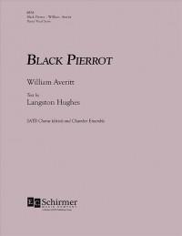 William Averitt_Langston Hughes: Black Pierrot