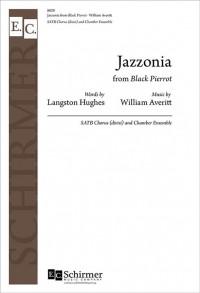 William Averitt_Langston Hughes: Jazzonia