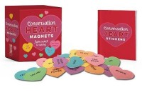 Conversation Heart Magnets: From Sweet to Sassy