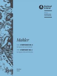 Mahler: Symphony No. 4 - New Critical Edition (Full Score)
