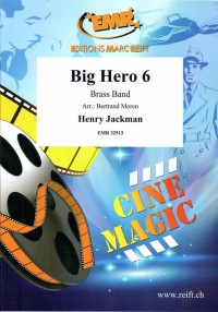 Henry Jackman: Big Hero 6