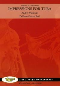 Andre Waignein: Impressions For Tuba