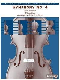 William Boyce: Symphony No. 4, 1st Movement