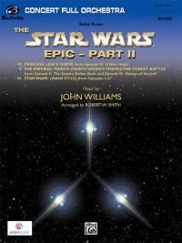 John Williams: Star Wars Epic -- Part II, Suite from the