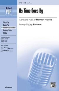 Herman Hupfeld: As Time Goes By SAB