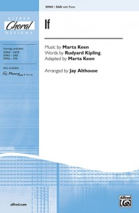 Marta Keen/Rudyard Kipling: If SAB