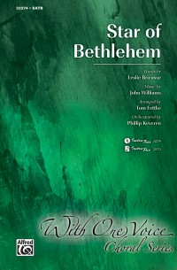 John Williams: Star of Bethlehem SATB