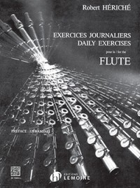 Exercices Journaliers (flute)