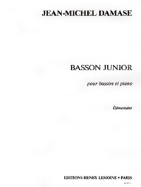 Basson junior (bassoon and piano)