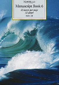 Novello Manuscript Book 6: A4 - Spiral Bound