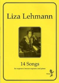 Liza Lehmann: 14 Songs