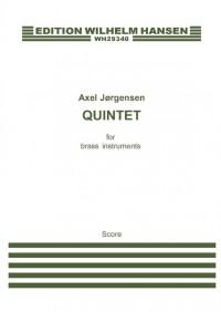 Axel Borup Jørgensen: Quintet For Brass Instruments