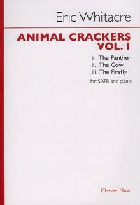 Eric Whitacre: Animal Crackers - Volume 1