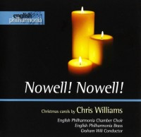 C. Williams: Nowell! Nowell! Christmas Carols CD