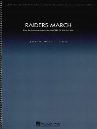 John Williams: Raiders March (from Raiders of the Lost Ark)