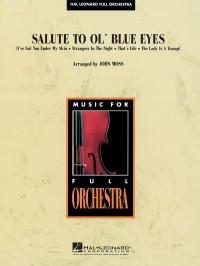 Salute to Ol' Blue Eyes