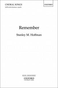Hoffman: Remember