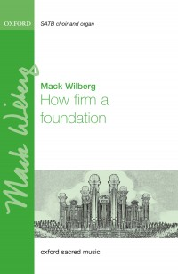 Wilberg: How firm a foundation