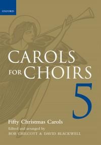Carols for Choirs 5 (Spiral-bound)