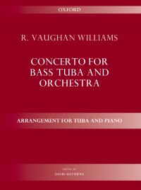 Vaughan Williams: Concerto for bass tuba and orchestra