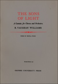 Vaughan Williams: The Sons of Light