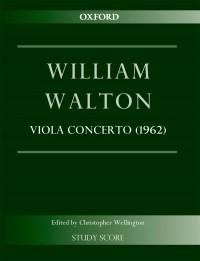 Walton: Concerto for Viola and Orchestra (1962)