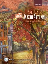Iles: Violin Jazz in Autumn + CD