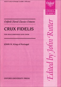 John IV of Portugal: Crux fidelis