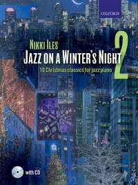 Jazz on a Winter's Night Volume 2 - Ten Christmas Classics for Jazz Piano