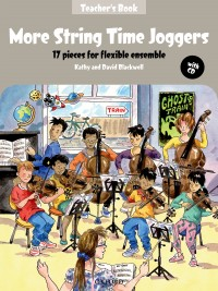 More String Time Joggers (Teacher's Book with CD)