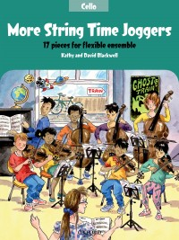 More String Time Joggers (Cello Pupil's Book)