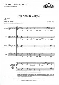 Byrd: Ave verum Corpus