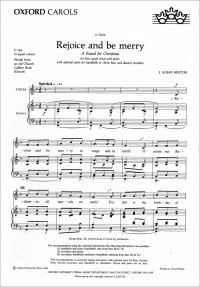Hinton: Rejoice and be merry