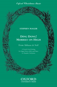 Mager: Ding dong! merrily on high